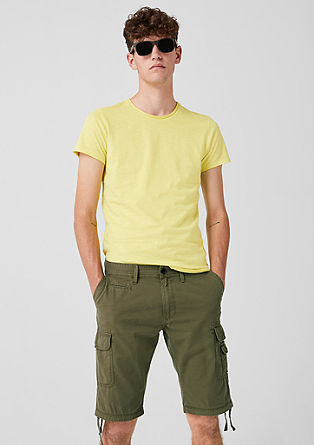 John Loose: Cargo shorts from s.Oliver