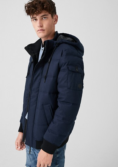 Padded puffer jacket from s.Oliver