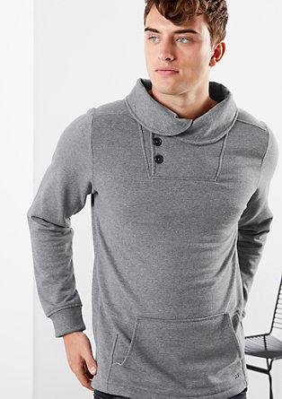 Sweater mit Kragen