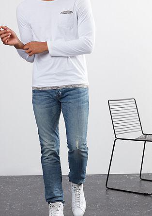 Rick Slim: Jeans hlače z raztrganinami