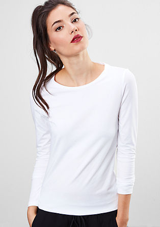 Double pack of B&W long sleeve tops from s.Oliver