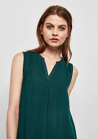 Jemné tunikové šaty