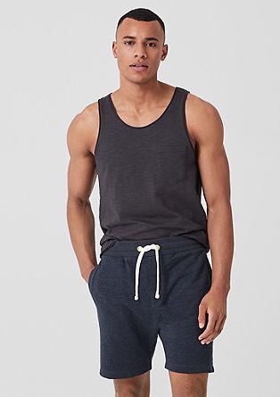 Športne bermuda hlače z belo vrvico