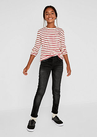 Skinny suri: jeans met superstretch