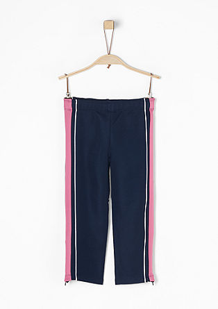 Tracksuit-style trousers from s.Oliver