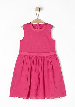 Festliches Kleid mit Embroidery