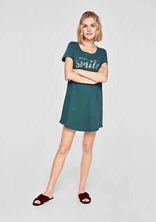 Jersey nachthemd