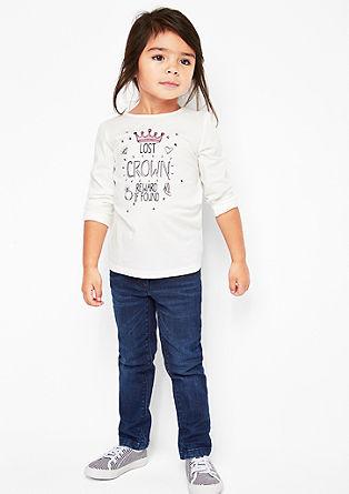 Kathy Straight: Stretch-Jeans