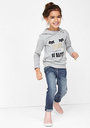 Kathy: Jeans mit Sternnieten