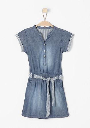 Lightweight denim dress from s.Oliver