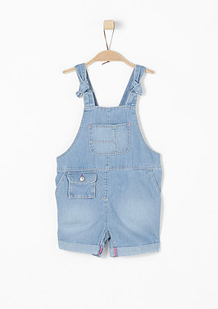 Summer dungarees in denim from s.Oliver