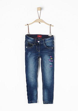 Skinny Kathy: Jeans mit Stitchings