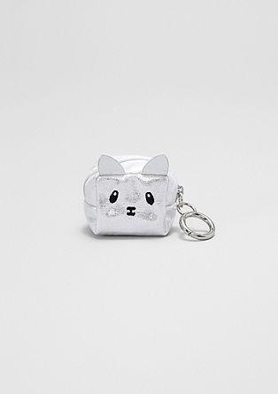 Schlüsselanhänger mit Portemonnaie