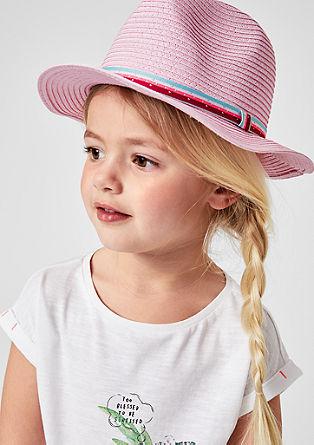 Leichter Hut mit Hutband