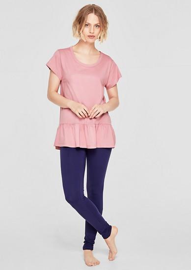 Pyjama in Bicolor