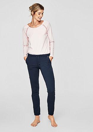 Pižama hlače iz džersija