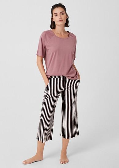 Pyjama-Set mit Culotte