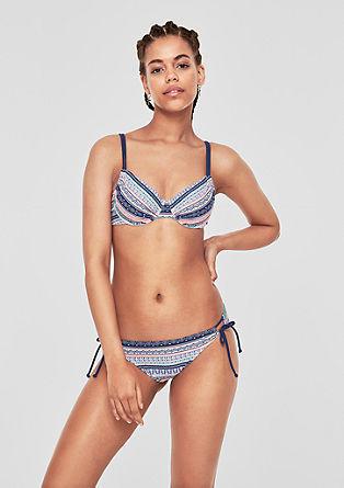 Bikinitop met beugels