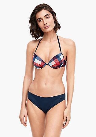 Schlichte Bikinihose