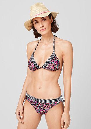 Bikinihose mit Knoten-Details