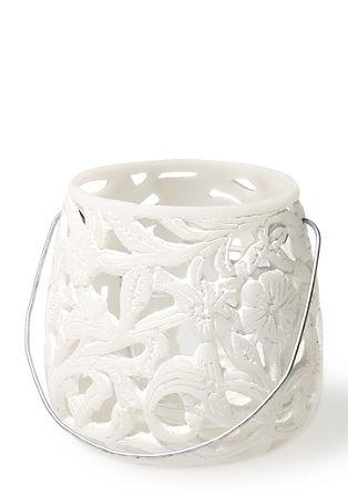Laternen-Teelichthalter klein