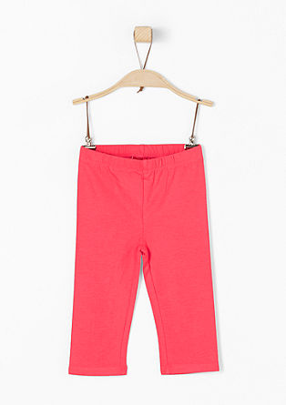 Simple capri leggings from s.Oliver