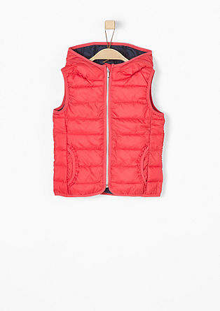 Lightweight quilted body warmer from s.Oliver