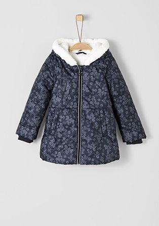 Manteau d'hiver à doublure en peluche de s.Oliver