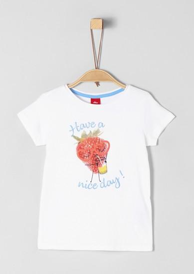 T-shirt imprimé en jersey de s.Oliver