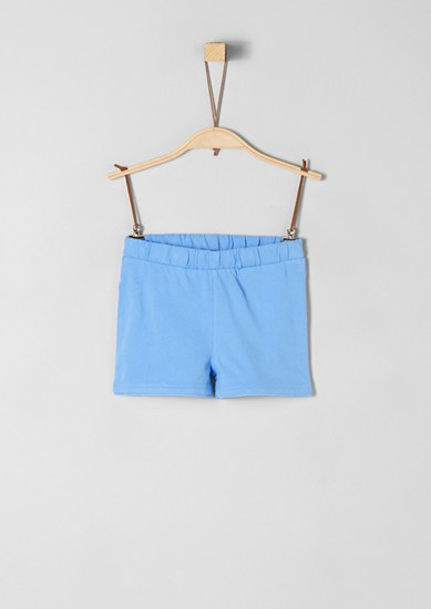 Stretch cotton shorts from s.Oliver