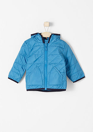Multifunctional trans-seasonal jacket from s.Oliver