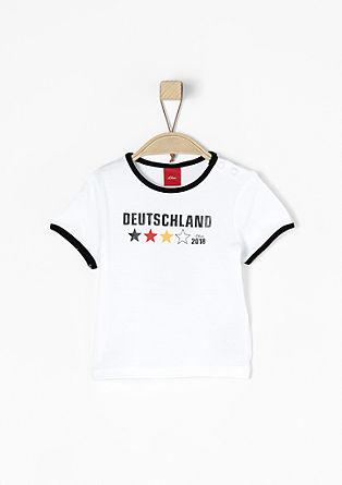 Soccer-Shirt im Trikot-Style