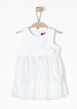 Festliches Kleid mit Glitzer