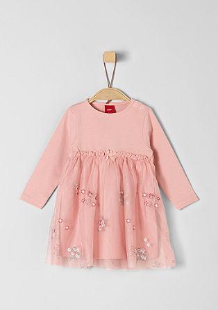 Festliches Kleid mit Tüll