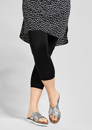 Capri leggings in viscose jersey from s.Oliver