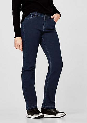Curvy Slim: Stretchige Jeans