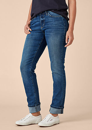 Curvy Slim: Stretchige Denim