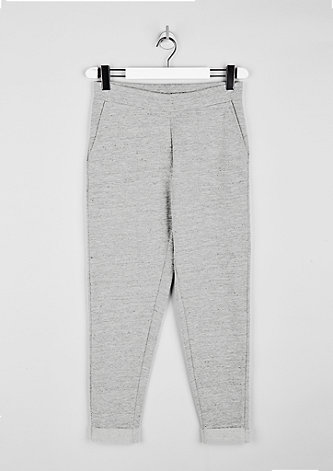 Jogging Pants mit Glitzereffekt