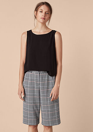 Lockere Bermuda-Shorts