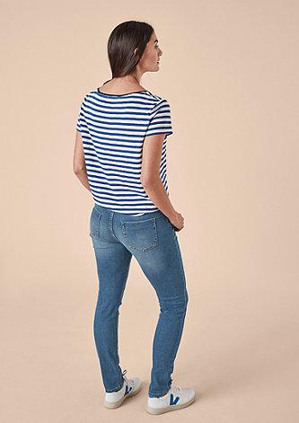 Curvy Extra Slim: Bluejeans