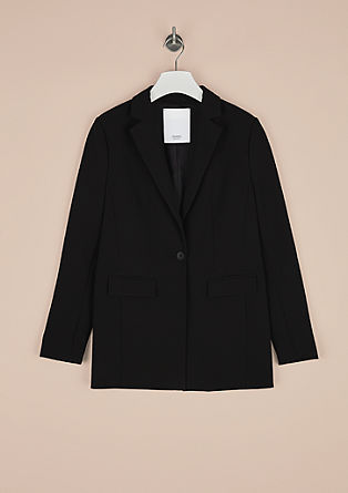 Classic business blazer from s.Oliver