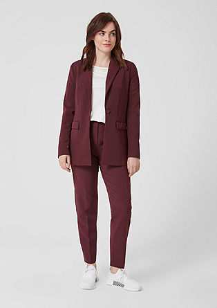Classic business trousers from s.Oliver