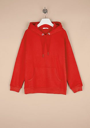 Casual hooded sweatshirt from s.Oliver