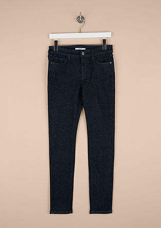 Regular Extra Slim: rinse-washed jeans from s.Oliver