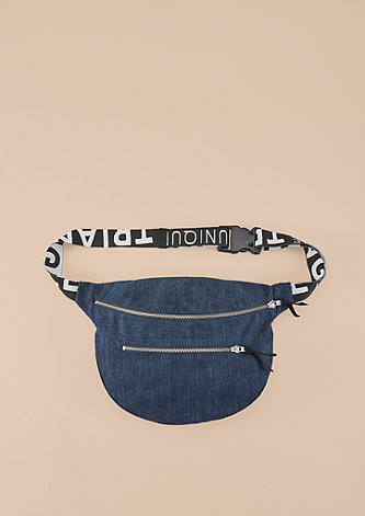 Hip Bag aus Denim