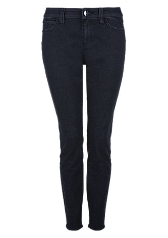 Skinny Fit: Coloured Denim