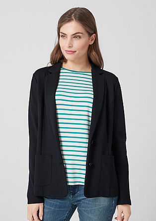 Legerer Stretch-Blazer
