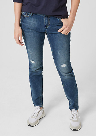 Fancy Fit: Destroyed Denim