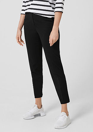 Ankle-length trousers from s.Oliver