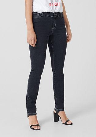 Curvy Extra Slim Leg: Jeans hlače